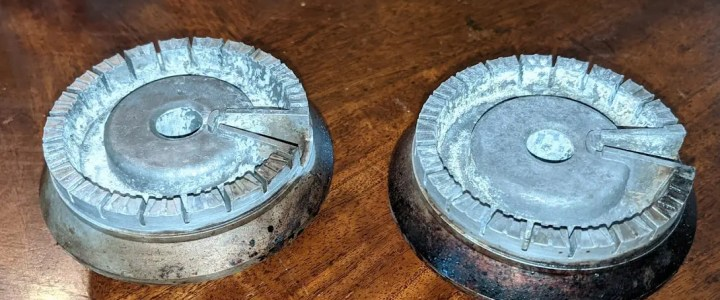 Burners on gas stove not working? Try this