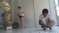 Regin Igloria & Amy Sinclair