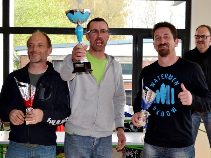 Podium Championnat de France Longue Distance Vétérans