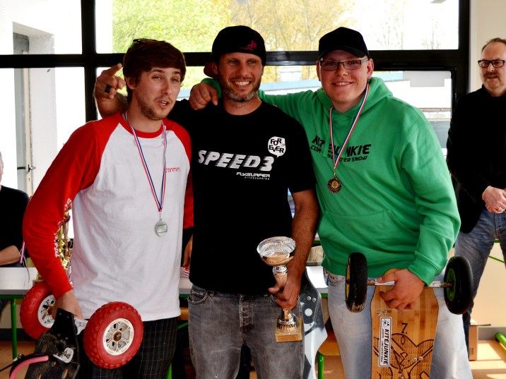 Podium European KLBB Freestyle Men
