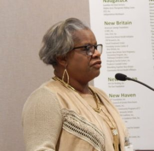 This is a picture of Senator Marilyn Moore