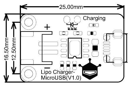 Micro Lipo USB Charger Wiki