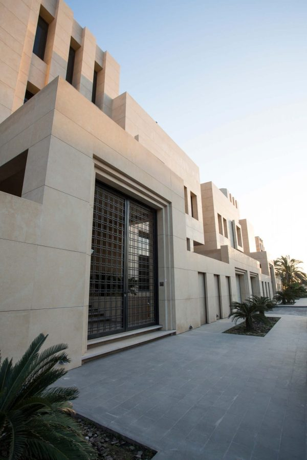 Al Nisf Villa Abdullah - Kuwait Dfineline
