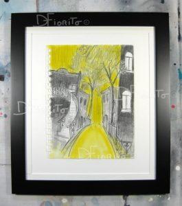 Rue jaune, Mile End, #2