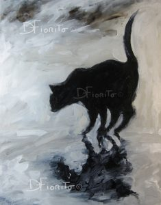 Chat noir 2014