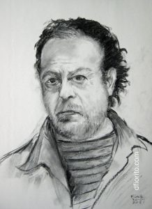 Autoportrait 30.01.2021