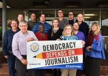 Peoria Journal Star dayside workers (Illinois).