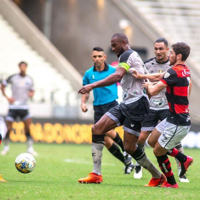 Ceará superou o Vitória e vai em busca do bicampeonato.
