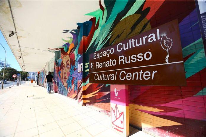 O Centro Cultural Renato Russo é um dos pontos da Rota do Rock.