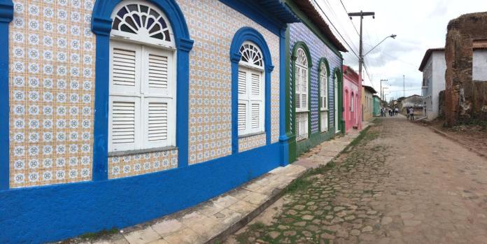 Viana é uma das quatro cidades maranhenses tombadas pelo Patrimônio Histórico Estadual (Foto: Divulgação)