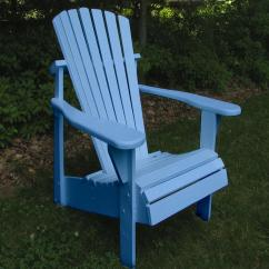 Aqua Adirondack Chairs Blue Chair Rum Classic Painted Set Of 2 Dfohome