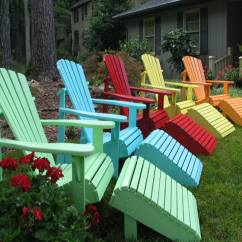 Painted Adirondack Chairs Wheel Chair Rental Classic Set Of 2 Dfohome Pair