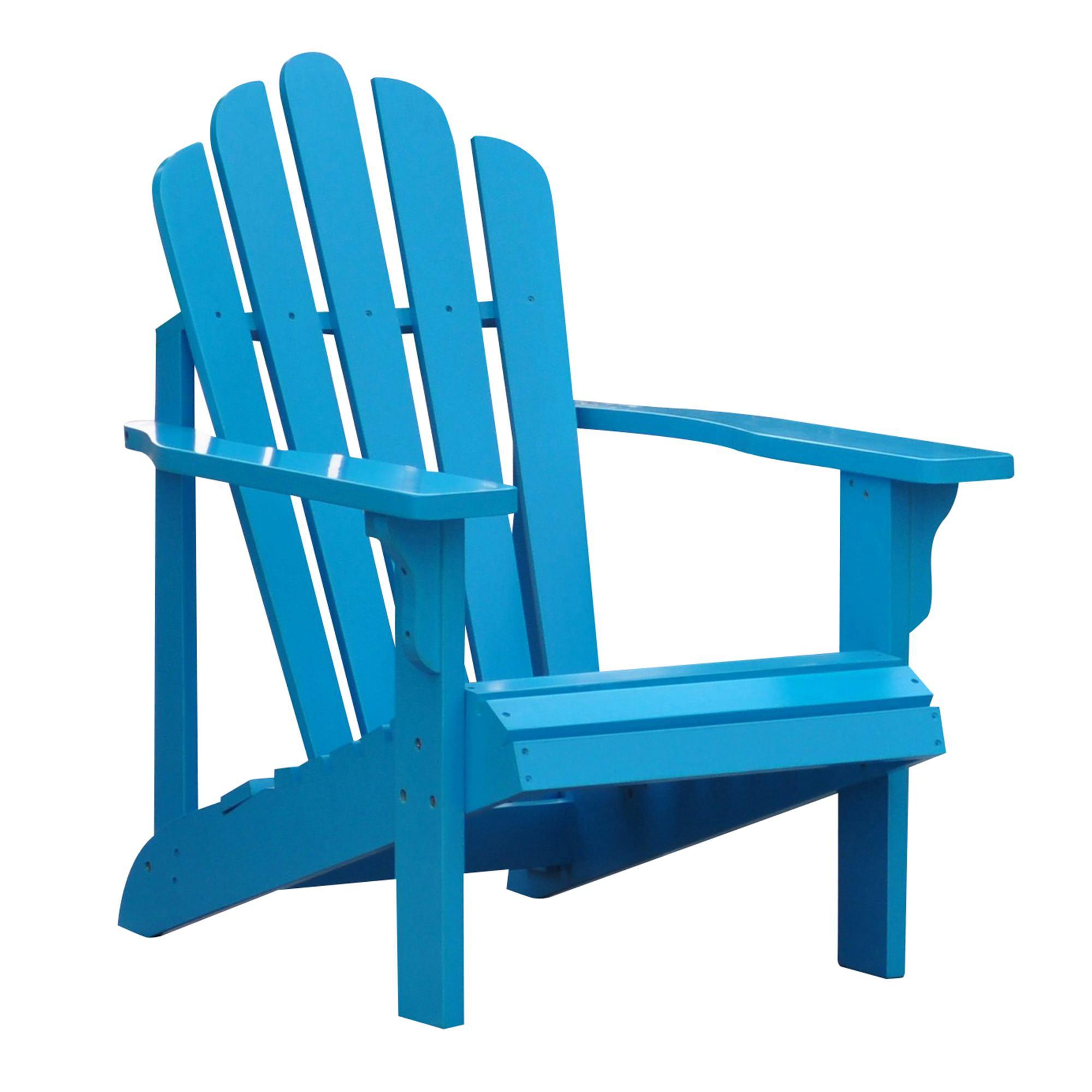 aqua adirondack chairs comfortable reading chair westport cedar shine company dfohome