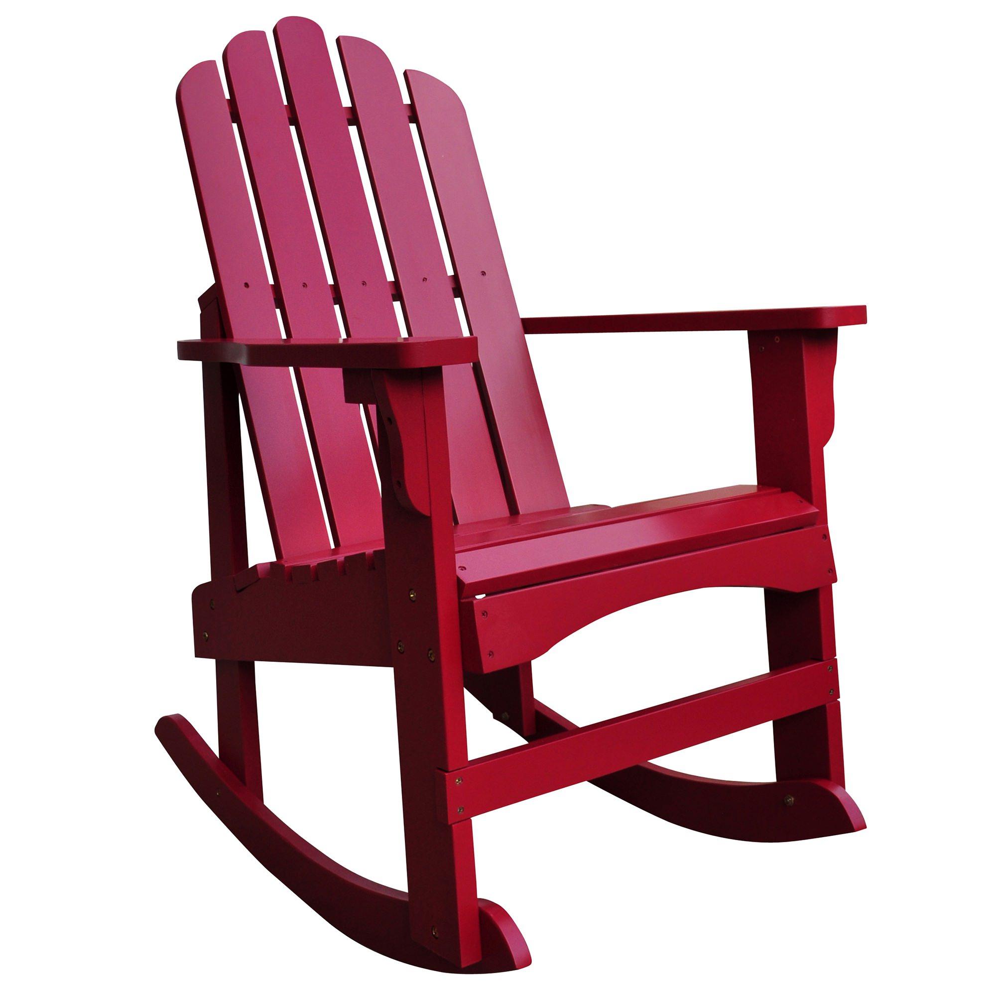 cedar rocking chairs office visitor marina porch rocker shine company dfohome