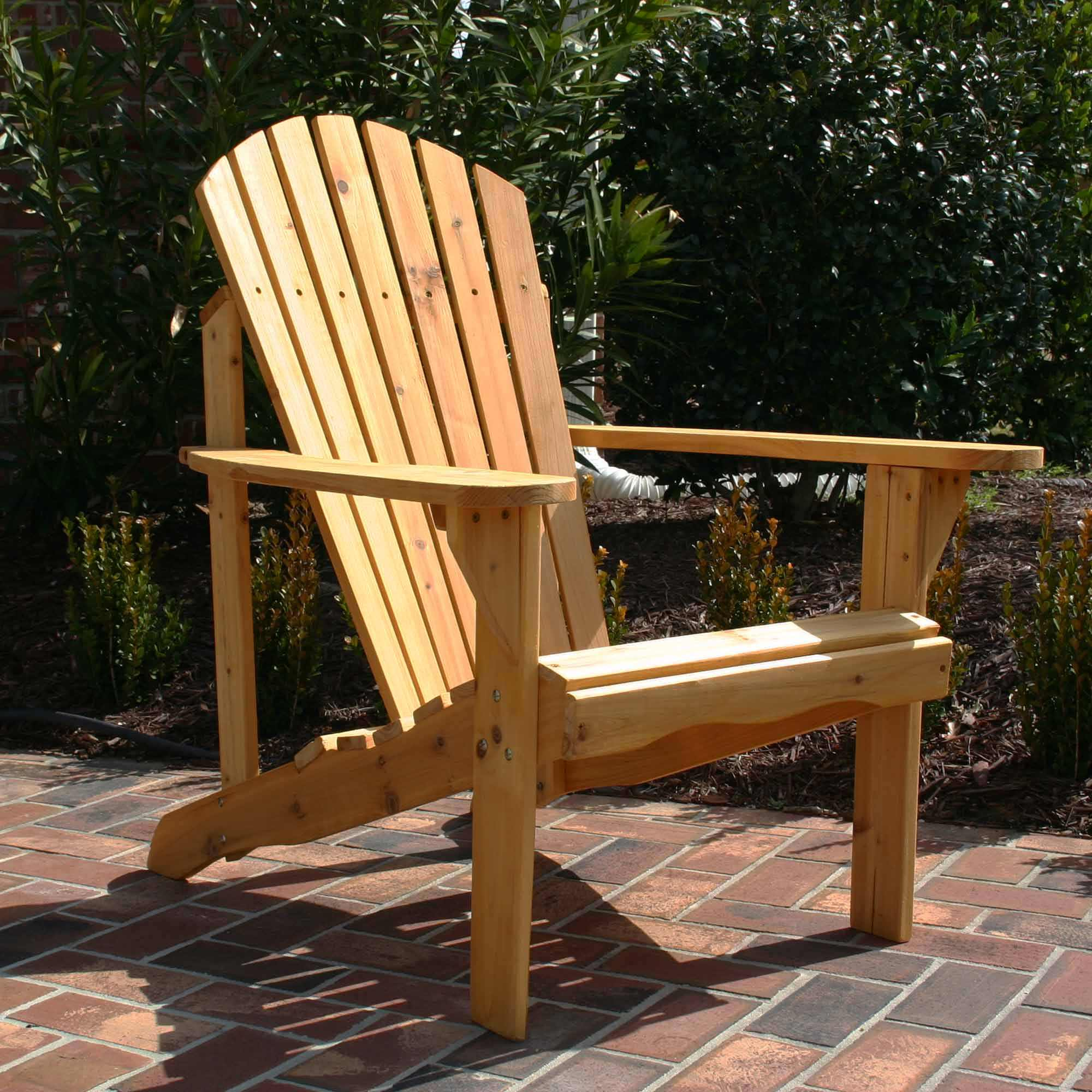 adirondack chair wood best table and chairs for toddlers fan back dfohome