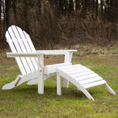Adirondack Chair With Ottoman Plans Ergonomic Neck Support Exclusive Folding Wood And Combo