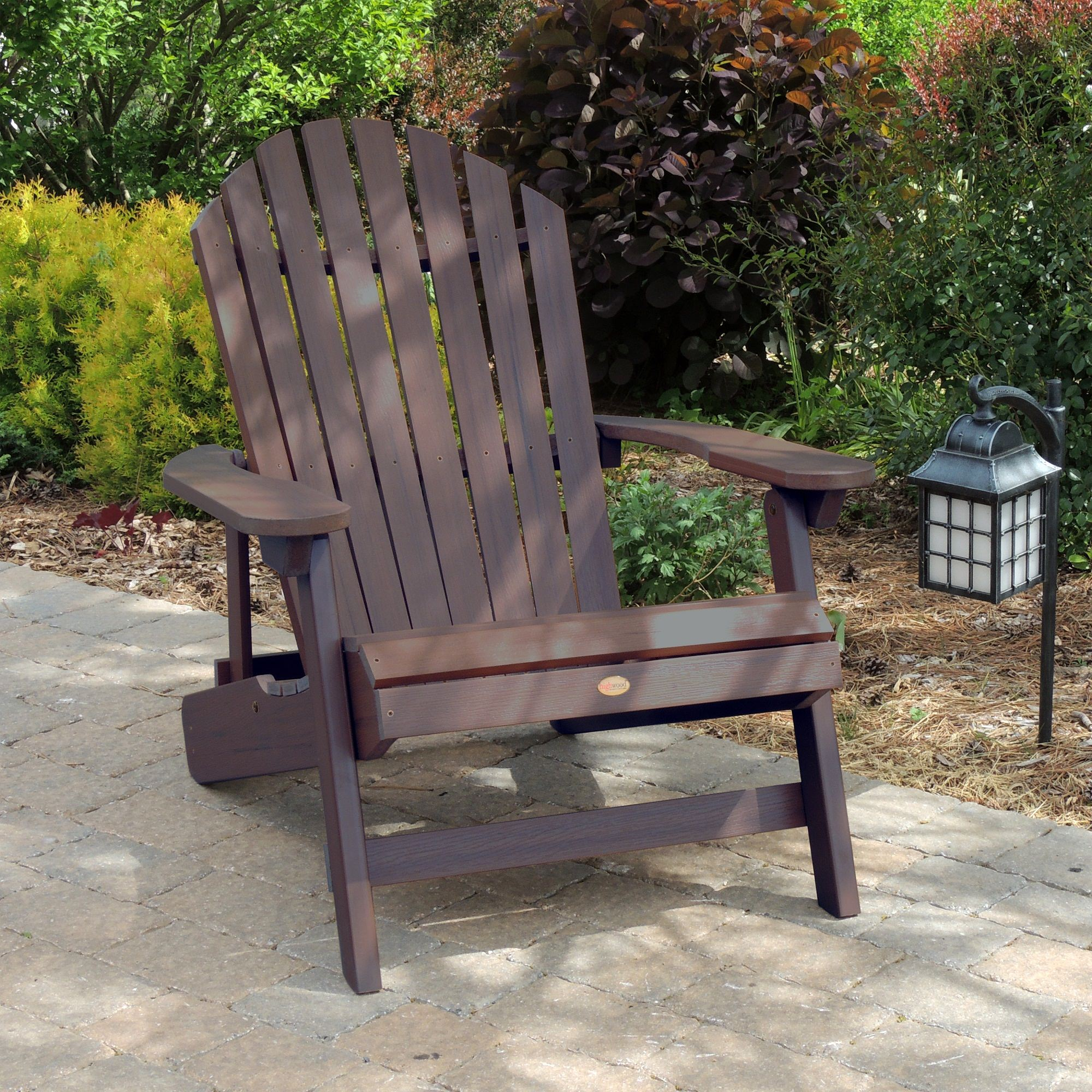 folding adirondack chairs ace hardware yellow leather side chair king hamilton and reclining