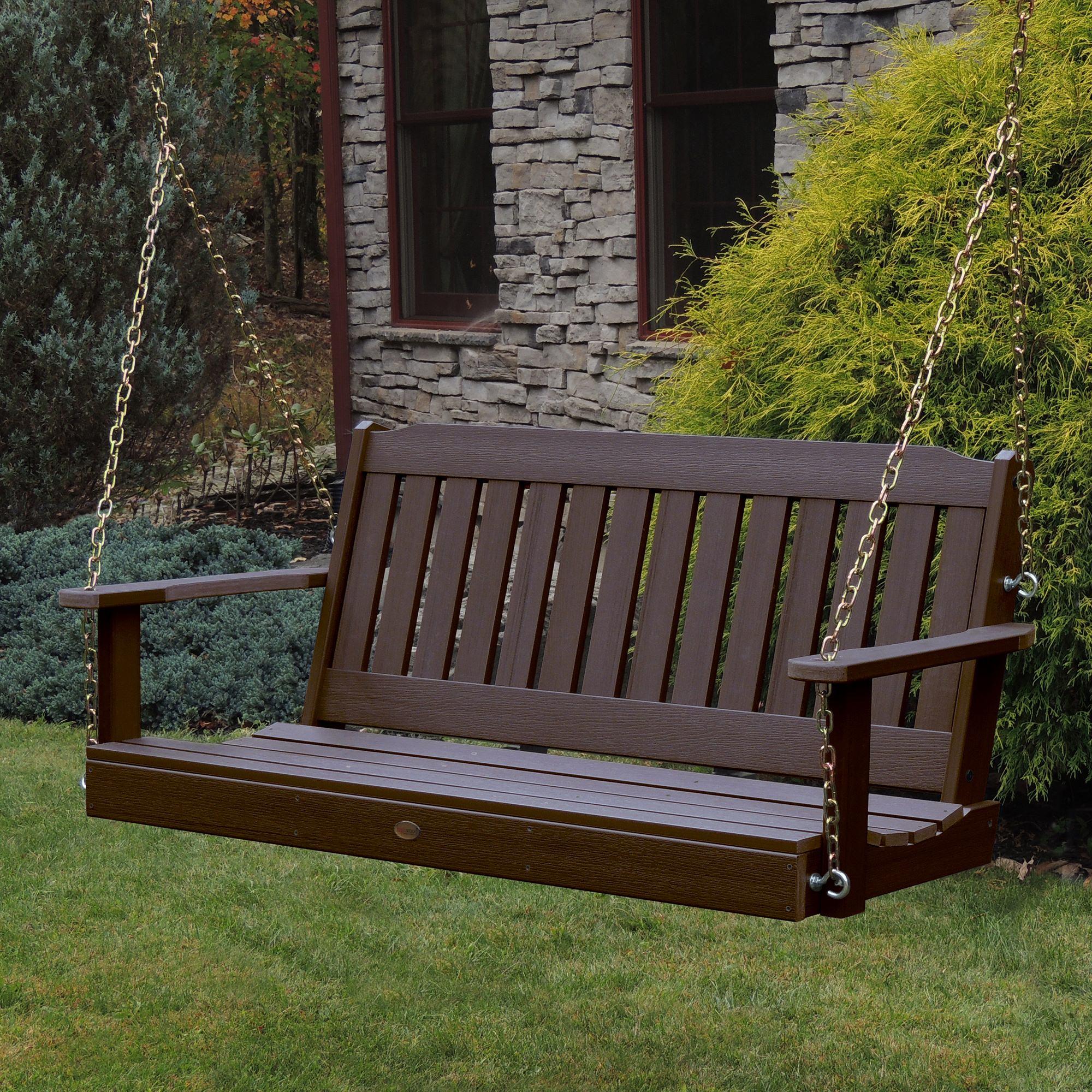 Lehigh Porch Swing 4ft Highwood