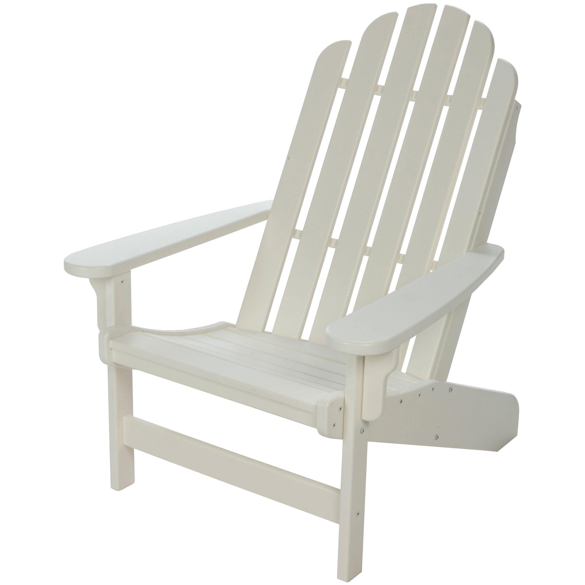 Lifetime Adirondack Chair Lifetime Essential Adirondack Chair White Nhh Durawood