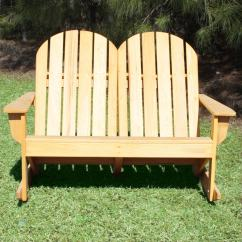 Double Rocking Adirondack Chair Plans Dutailier Glider Nursing Loveseat Rocker Dfohome