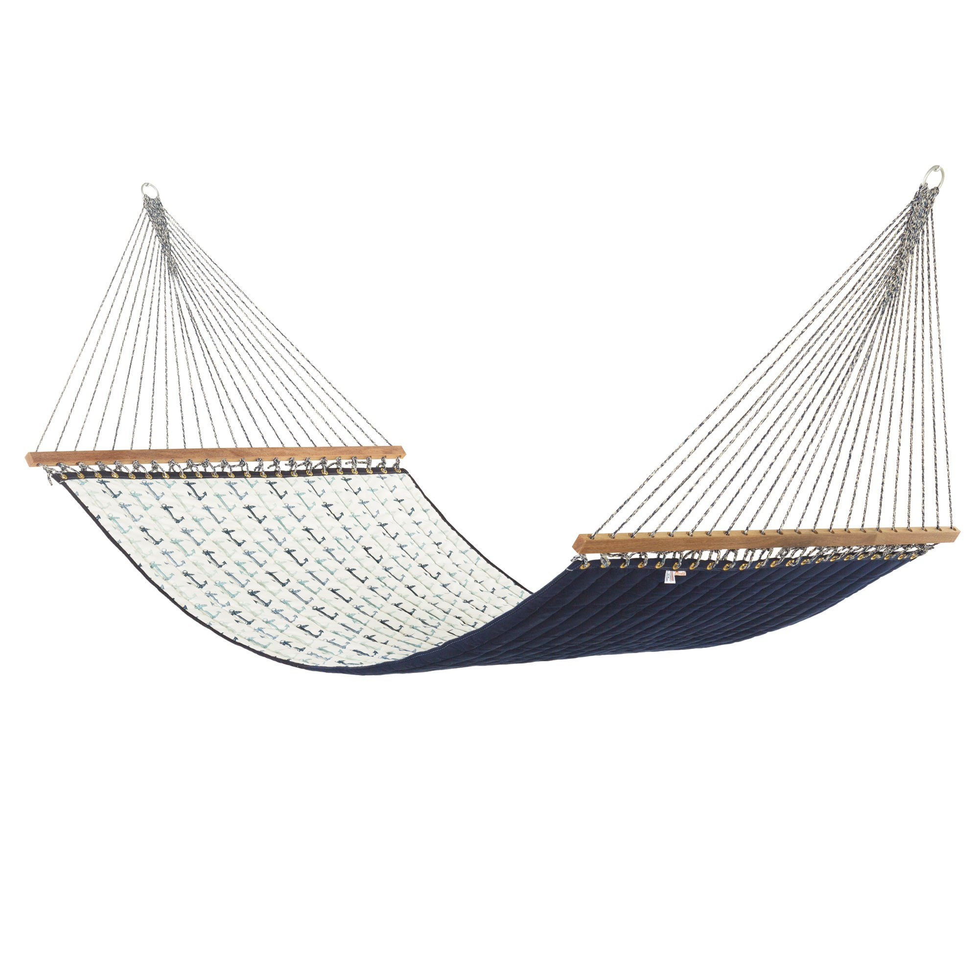 key west hammock chairs height adjustable chair mechanism anchor arbor blue large quilted dfohome