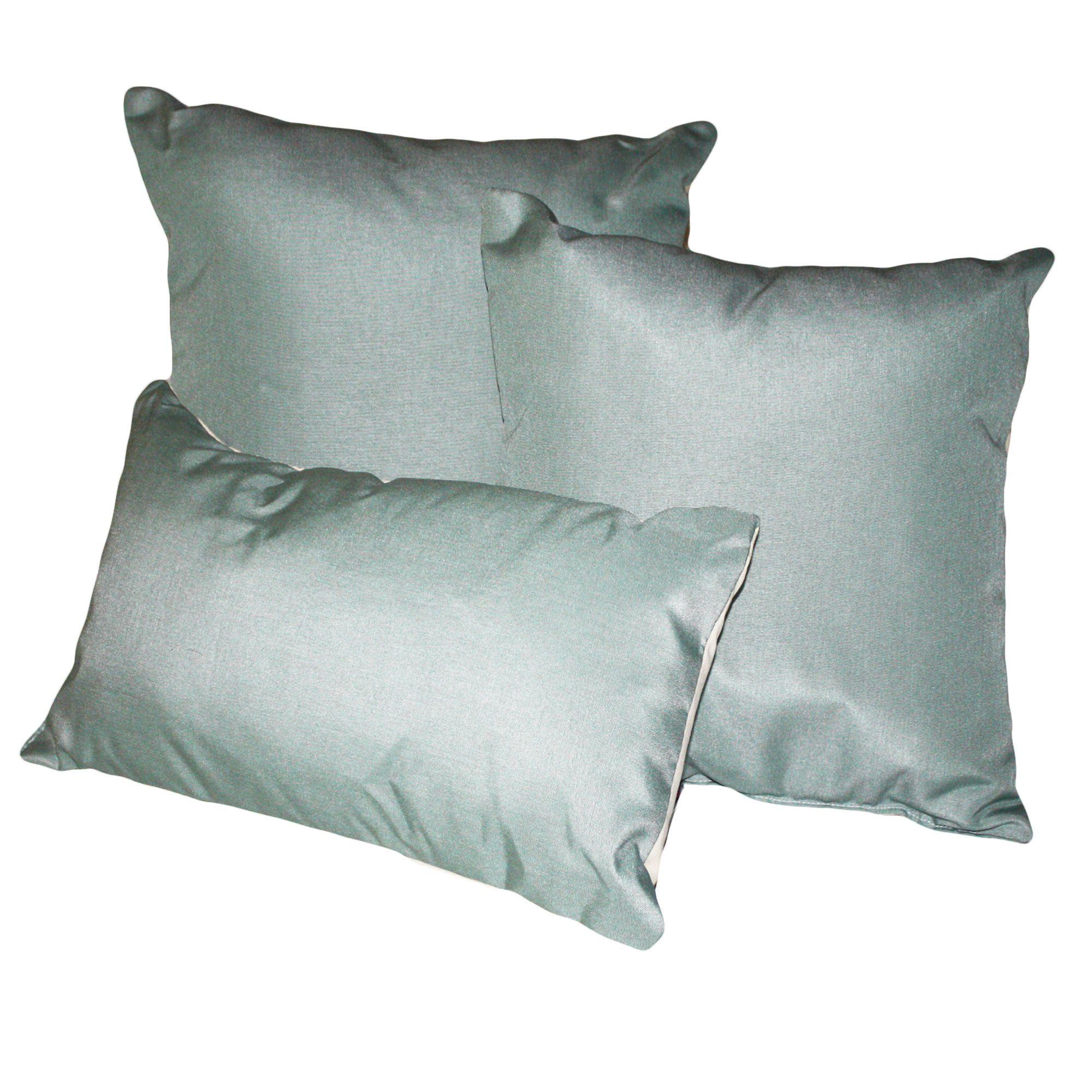 Canvas Spa Sunbrella Outdoor Throw Pillow  DFOHome
