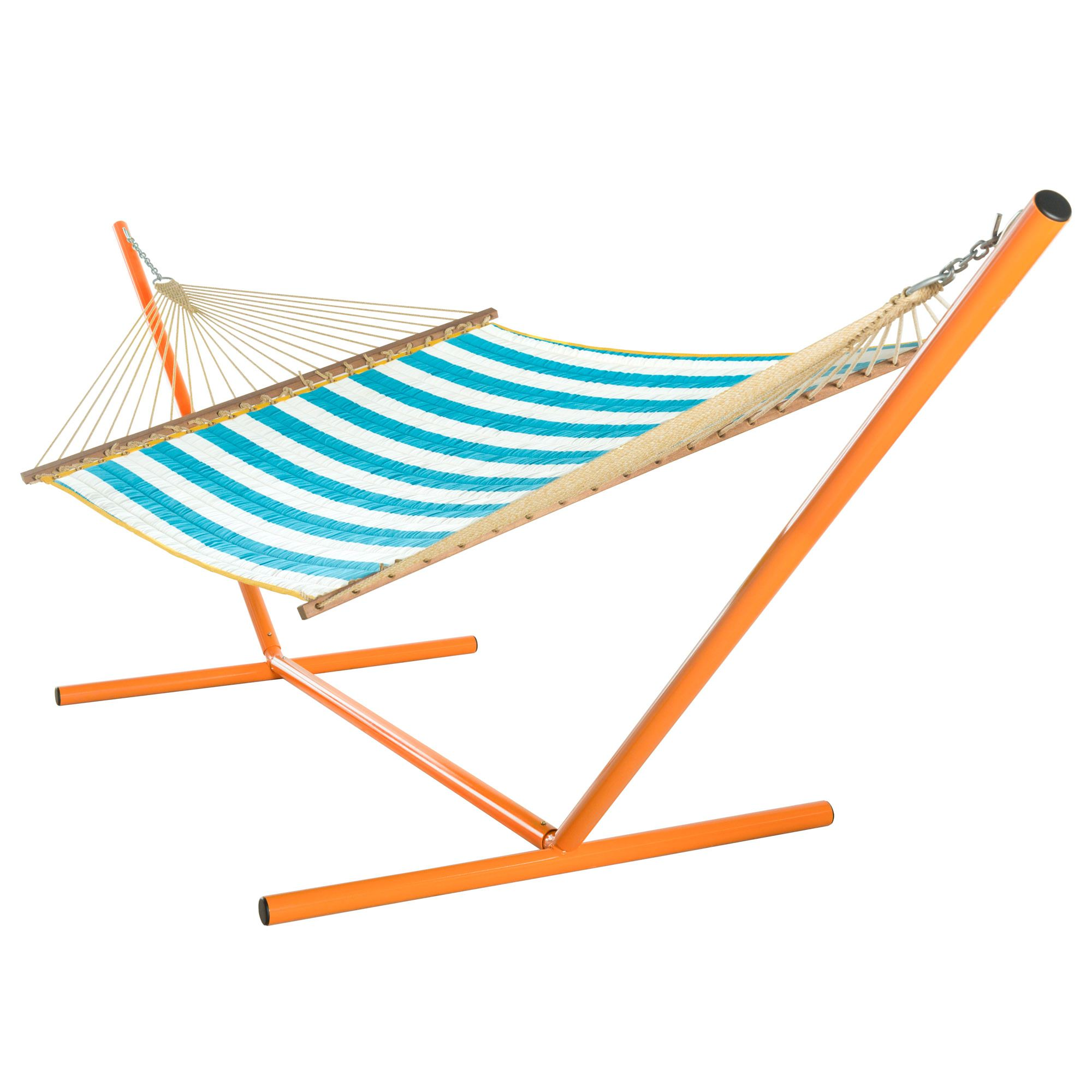 key west hammock chairs camping on sale turquoise cabana stripe large quilted dfohome
