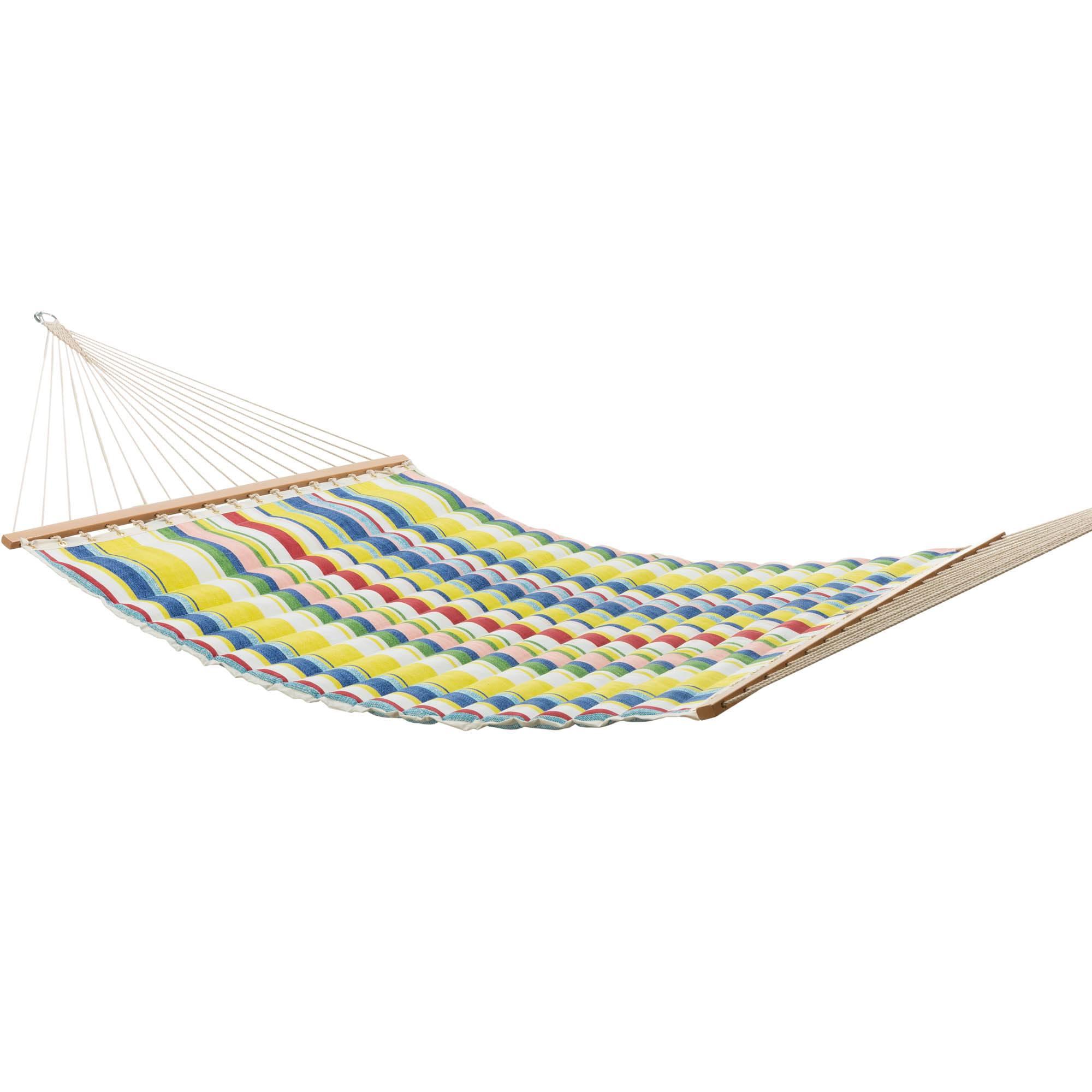 hammocks summer stripe pillowtop hammock