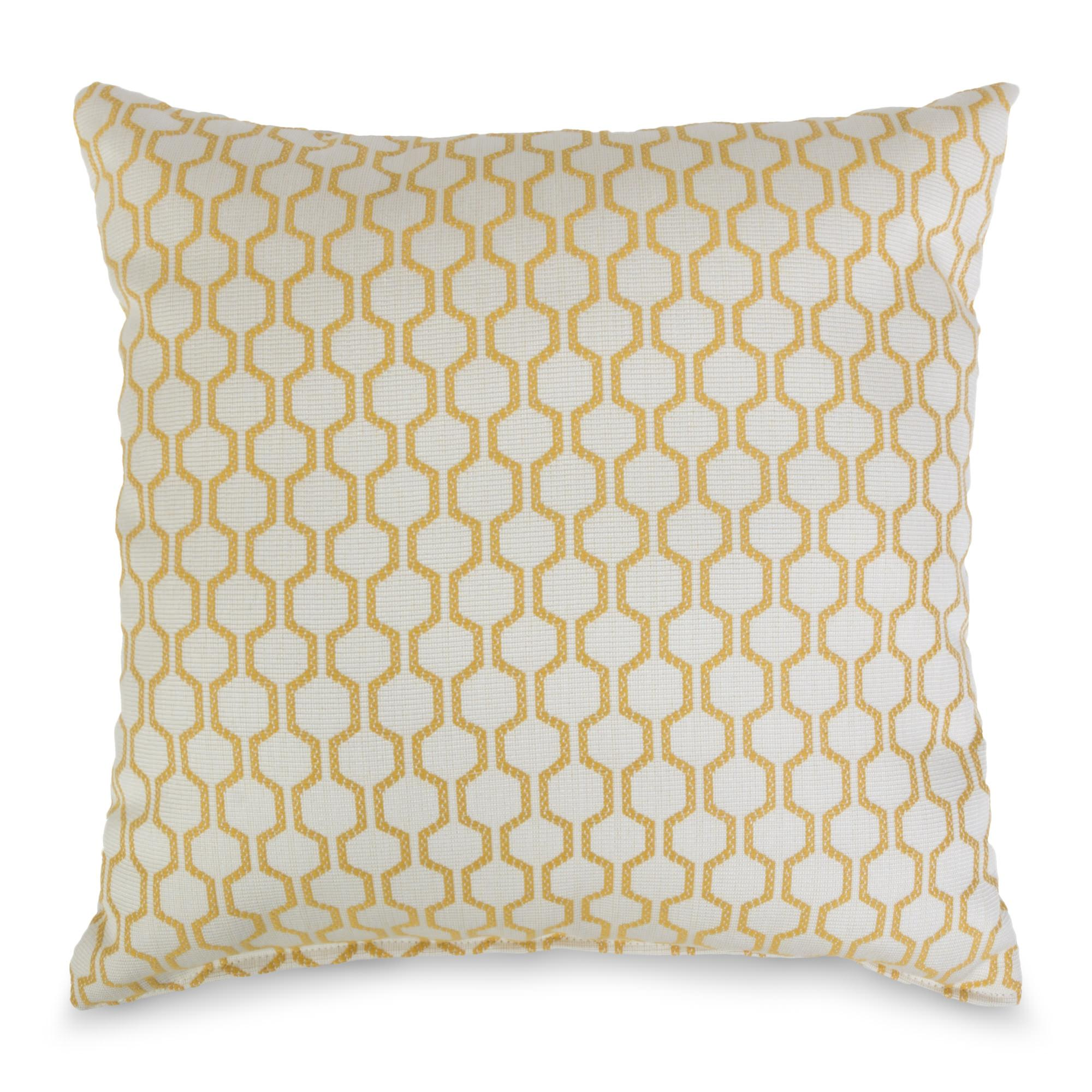 Prism Citrus Outdoor Throw Pillow  SKU BSQPRK  DFOHome