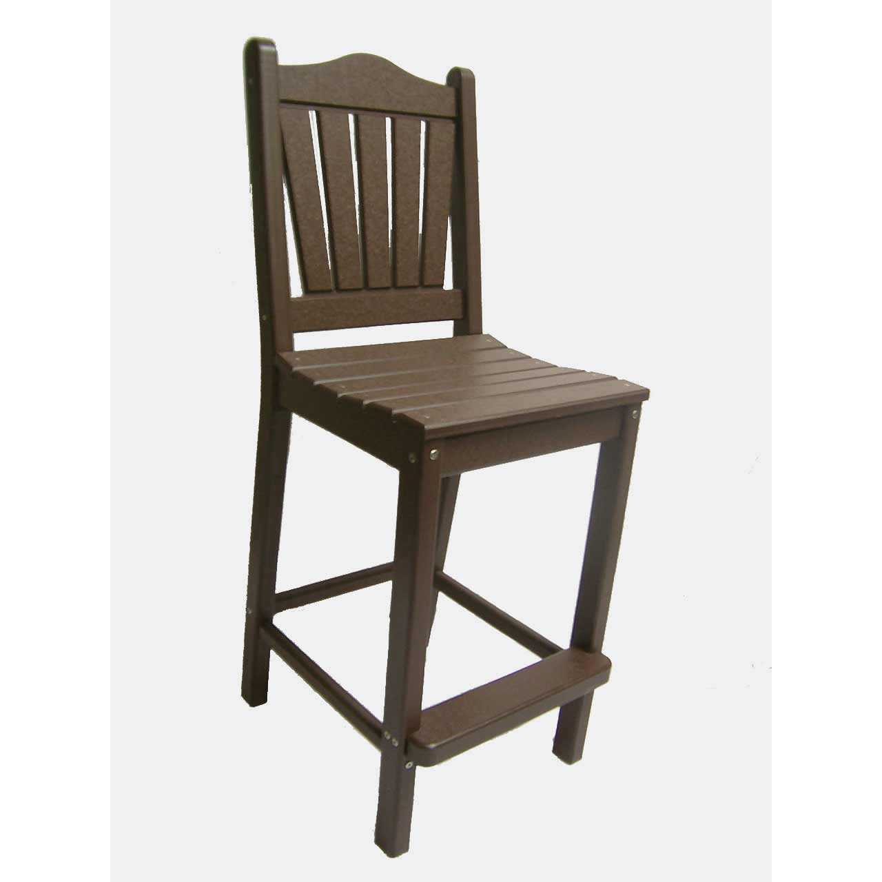 Bar Height Dining Chairs Traditional Bar Height Dining Chair Dfohome