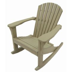 Composite Adirondack Rocking Chairs Menards Patio For One Cent Chair Dfohome