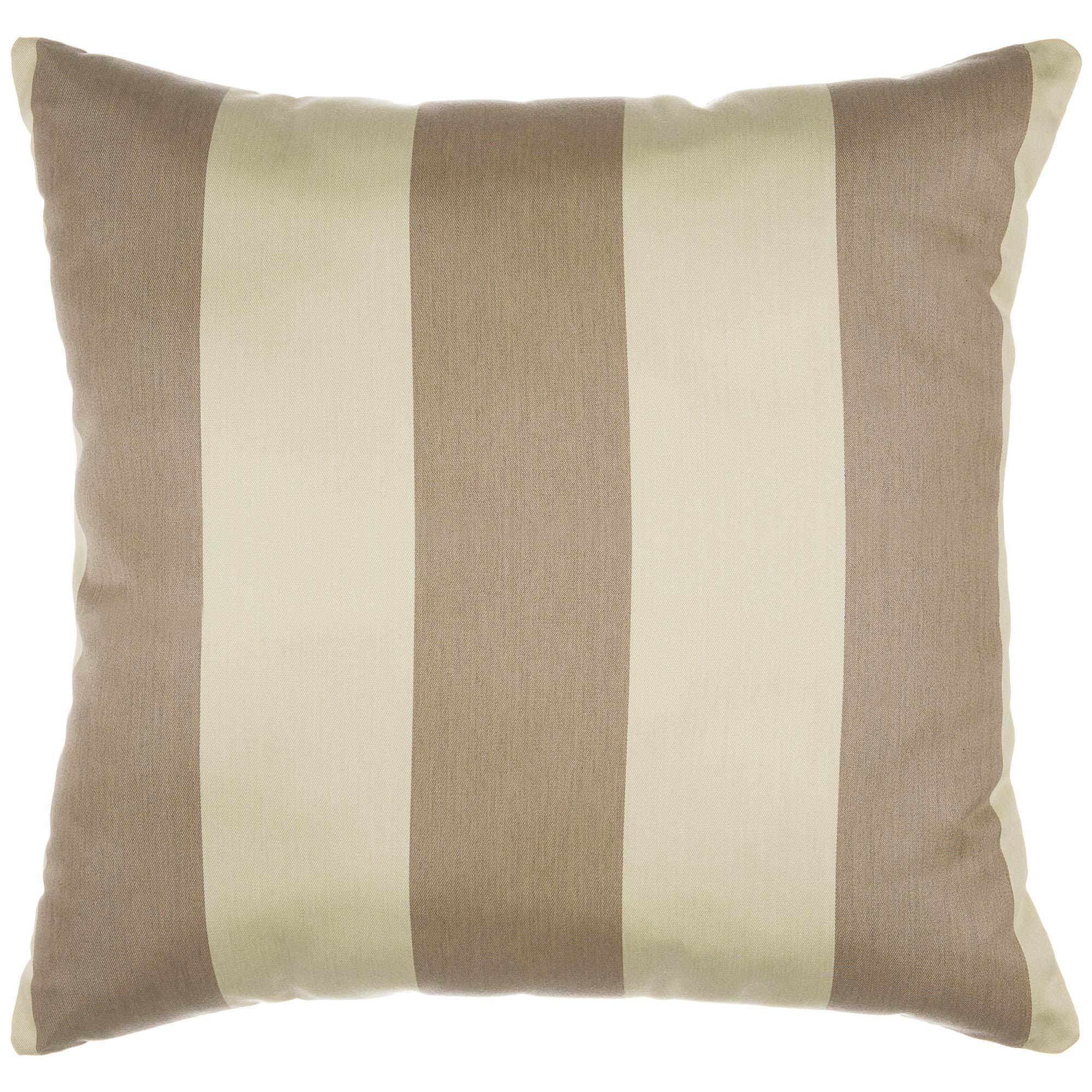 Regency Sand Sunbrella Outdoor Pillow on Sale  PIBSQRS