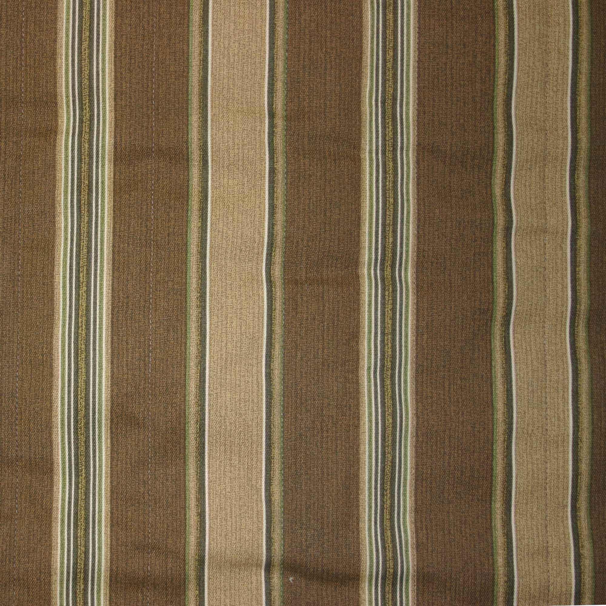Castaway Hammocks Beau Green Amp Brown Stripe Quilted