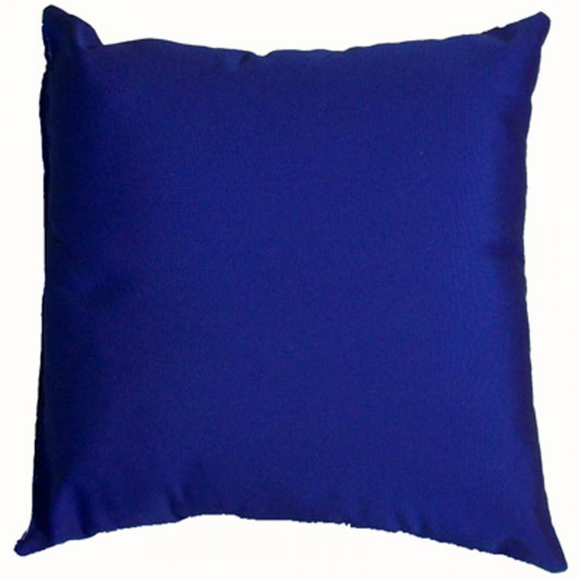 Royal Blue Sunbrella Outdoor Throw Pillow  DFOHome