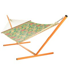 Key West Hammock Chairs Repair Outdoor Sling Sunfish Lagoon Large Quilted Dfohome