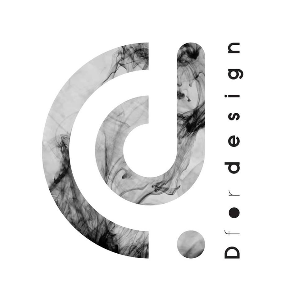 d for design logo