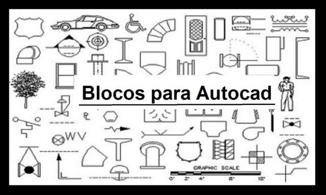 Download de blocos de mobiliários para autocad.