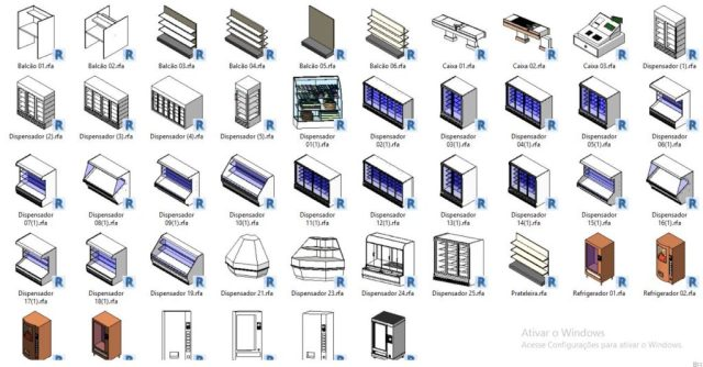 Biblioteca Revit 2017 Download 1