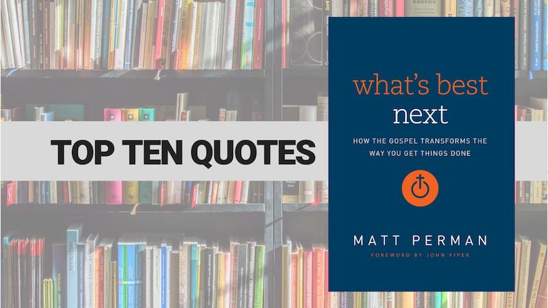 Top Ten Quotes What S Best Next Danny Franks