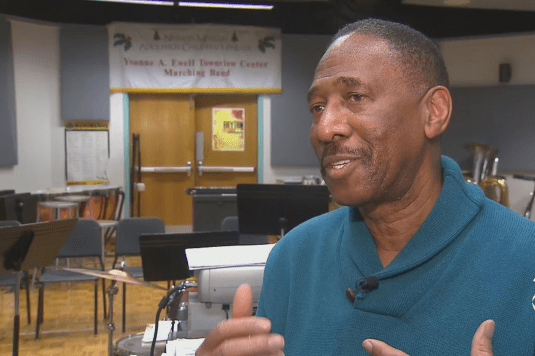 Dallas ISD Magnet School's Band Director Dean Hill Marks 46 Years In The Classroom