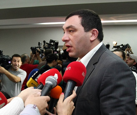 Giga Bokeria, Secretary of the Security Council (IPN)