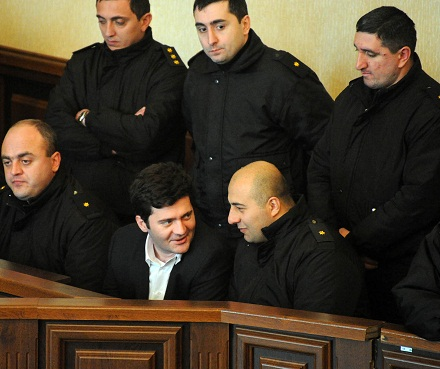 bacho akhalaia - tbilisi city court - 2013-02-20