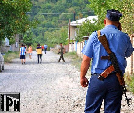 policeman in lapankuri