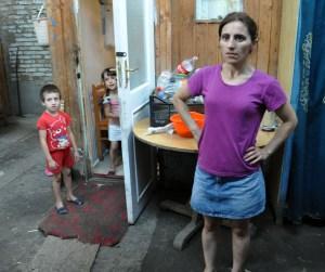 Women do thirteen times as much housework as men in Georgia.