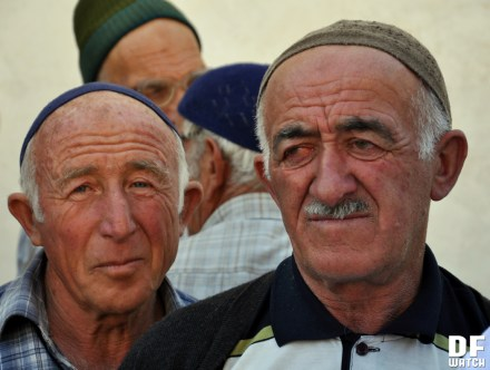 Muslims of Khulo (DFWatch photo)