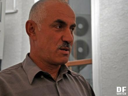 Nodar Kakhadze, Assistant of Imam at Batumi Mosque (DFWatch Photo).