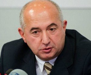 Paata Zakareishvili (Official Photo)