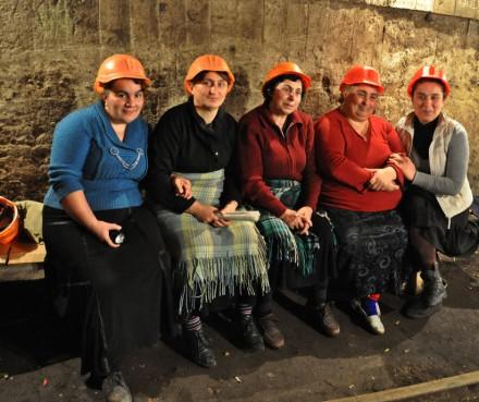 Women from Chiatura (Photo: Mari Nikuradze)