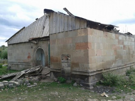 Disputed building in Mokhe (DFWatch)