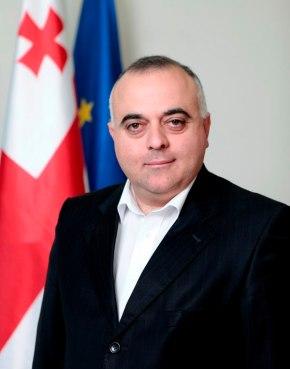 Levan Kipiani (Official photo)